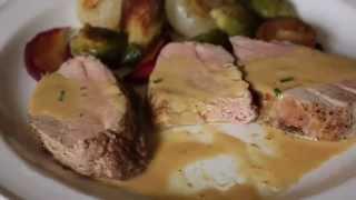 Рецепт Нежнейшей Свинины «Дьябло» с Горчичным Соусом
