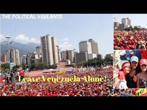 What Corp Media Won't Show You About Venezuela — The Political Vigilante