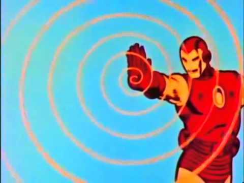 Iron Man (1966) Remastered-ish