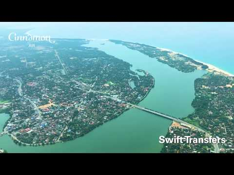 Bird's-Eye view of Sri Lanka with Cinnamon Air