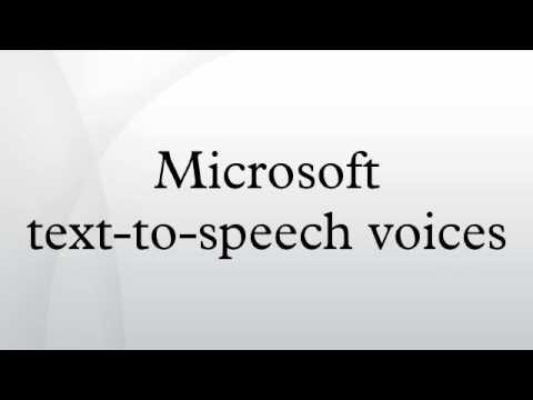Text to speech with celebrity voices