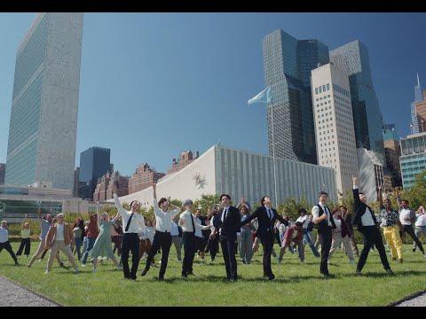 BTS (방탄소년단) 'Permission to Dance' @ UNGA | SDG Moment 2021 (Extended ver.)