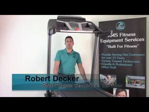 Treadmill Repair Motor Drive Belt Inspection Baltimore