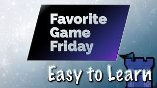 Favorite Game Friday Easy To Learn