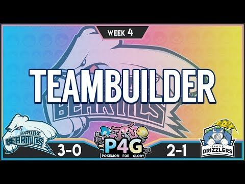 Bronx Beartics Team Building P4G S3 W4: vs Seattle Drizzlers