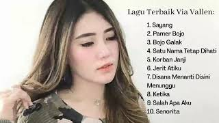 Via Vallen 10 lagu dangdut koplo via vallen full album