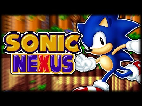 Sonic Nexus (Fan Game) Gameplay