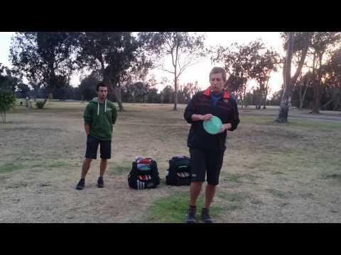 Paul McBeth tips