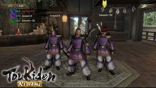 Toukiden Kiwami PS4 Co-Op Part 2