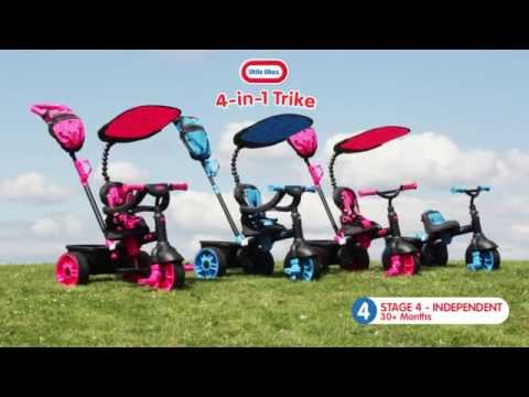 Little Tikes - 4-in-1 Trike | Toys R Us Canada