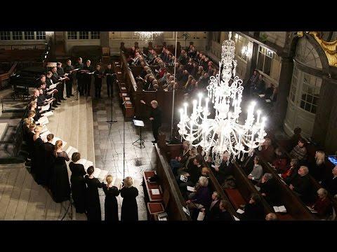 Mogens Dahl Chamber Choir: Stillness Of The Night (2016)