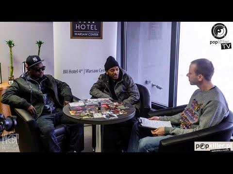 Mobb Deep - interview / wywiad - on Nate Dogg, Dr. Dre, J Dilla (Popkiller.pl, 2016)