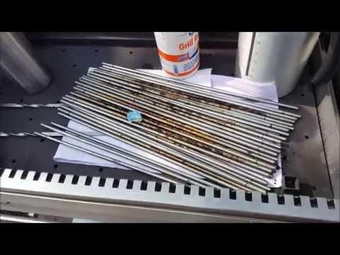 sophia multigrill grill reinigen grill im test youtube. Black Bedroom Furniture Sets. Home Design Ideas