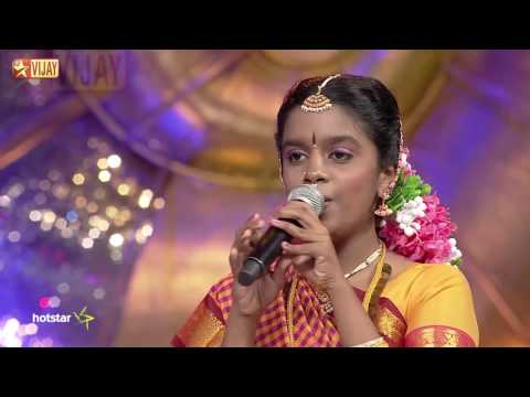 Super Singer Junior - Kettele Ange by Deepika