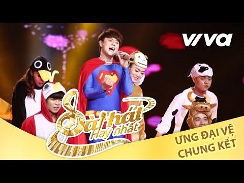 Papa Siêu Nhân | Tập 10 | Chung Kết Sing My Song - Bài Hát Hay Nhất 2016 [Official]