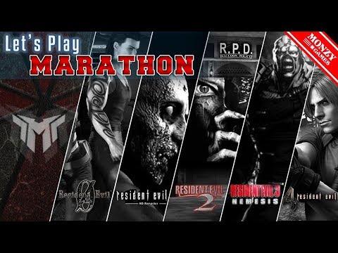 GOT TO GO FAST!! (Resident Evil: Marathon 0-4)