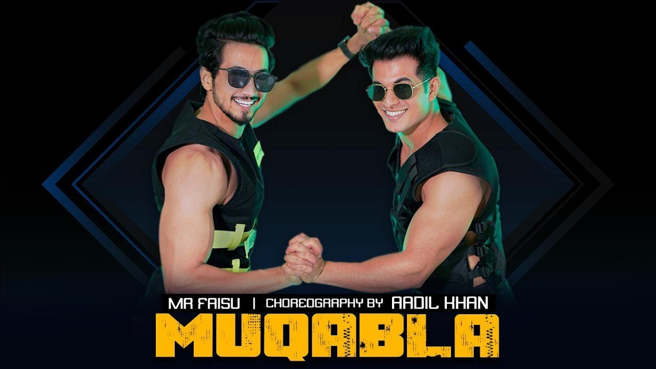 Muqabla | Mr. Faisu Ft. Aadil Khan Choreography