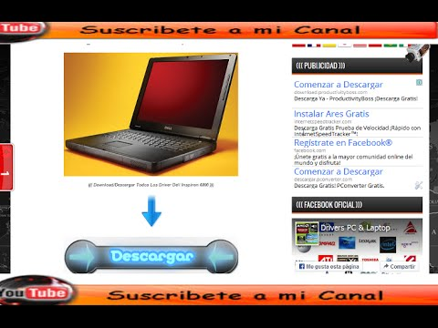 descargar drivers para pc dell