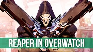 Overwatch: Reaper Overview & Introduction! (Abilities & Lore)