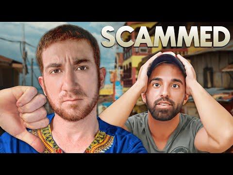 WE GOT SCAMMED (Sierra Leone)