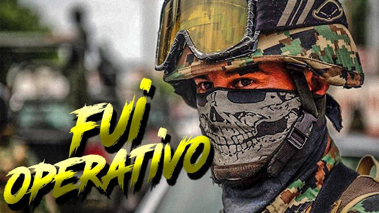 FUI OPERATIVO - |Arroz 210| RAP MOTIVACION MILITAR & POLICIAL - ESE GORRIX