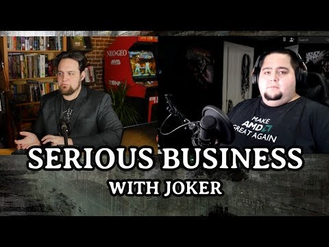 Nvidia Be Better to Gamers & Devs | Serious Business With Joker
