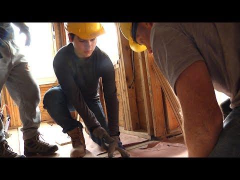 Catholic Volunteers Join Habitat NYC In Home Revitalization