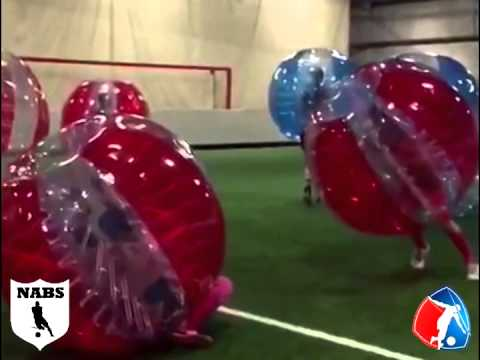 Bubble Soccer - National Association of Bubble Soccer