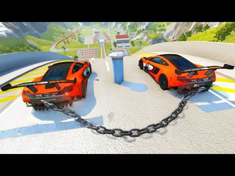 High Speed Jumps/Crashes #4 BeamNG Drive Compilation (Beamng Drive Crashes)