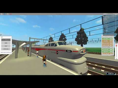 Every Train In The Terminal Railways #3 The GM Aerotrain |