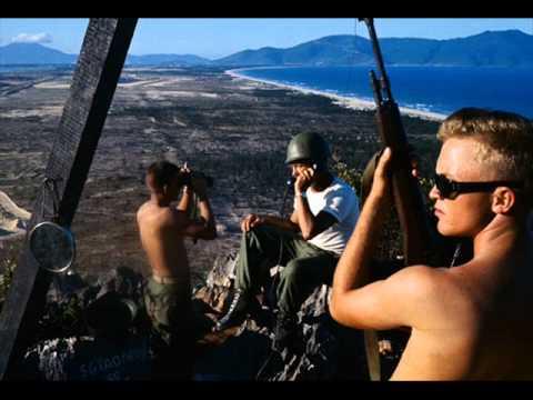 Vietnam War Music  The rds  Eve Of Destruction