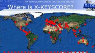 X-KeyScore: The Government