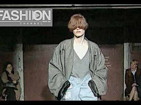 MARTIN MARGIELA Fall 2000/2001 Paris - Fashion Channel