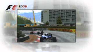 Formula 1 2009 Wii Launch Trailer - F1