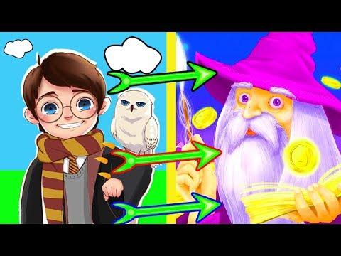 Idle Wizard School - MAX LEVEL ISLAND EVOLUTION ! PART 1
