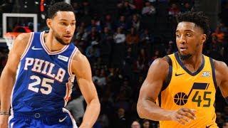 Utah Jazz Vs Philadelphia 76ers Full Game Highlights | December 2, 2019 20 Nba Season