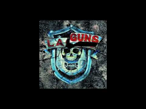 L.A. Guns 2017 The Missing Peace Album...