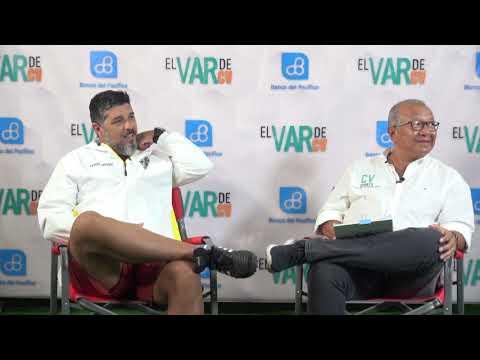 PROGRAMA # 8 EL VAR DE CV LEONARDO RAMOS DT DE BARCELONA SPORTING CLUB