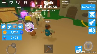 Playing Roblox With Stl Goat