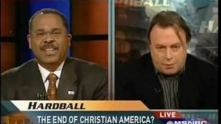The End of Christian America