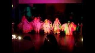 CARLA DE NATALE  Mi película: Danzas Afrocubanas