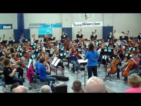 SEK Orchestra Festival 3 9 17 Parsons Middle School