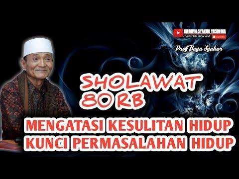 Kunci jalan keluar dari permasalahan hidup - Buya Syakur Yasin Ma