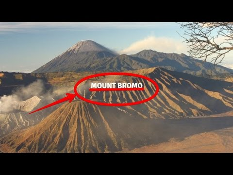 [Beautiful] MOUNT BROMO, STUNNING BEAUTY LIES IN DRAMATIC LANDSCAPES