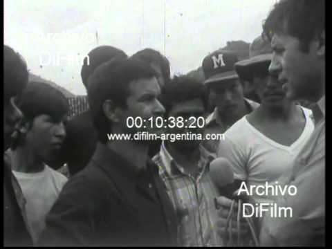 Las guerrillas sandinistas en Nicaragua 1978