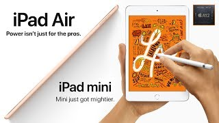 2019 iPad Air & Mini 5 Released! + iOS 12.2 Beta 6 Review