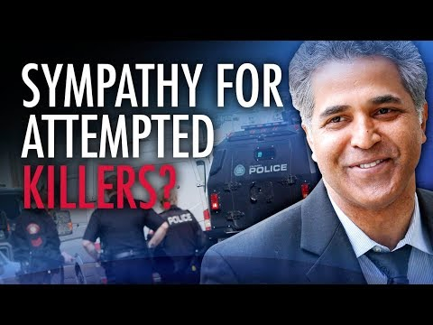 """NDP Minister expresses """"sympathy"""" for attempted cop killers"""