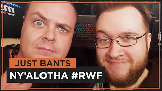 Bay & Preach Talk About | Ny'alotha: Race to World First | NA Brings it Back!