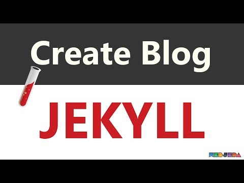 How to create Jekyll blog using Github Pages - Tutorial 4