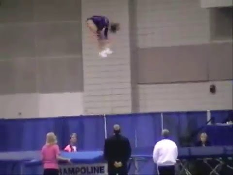 Trampoline and Tumbling Nationals 2007((elites))